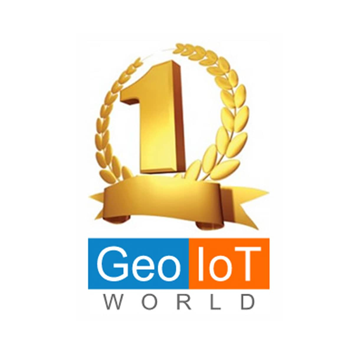 GeoIoT world award as best innovation for asset tracking