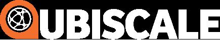 Ubiscale Logo Slider Blanc